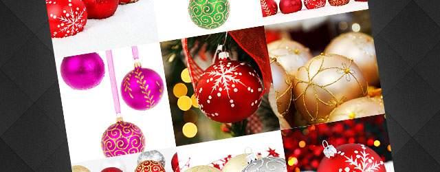 商用無料。ツリー飾りに使うクリスマスボールのきれいな写真素材まとめ