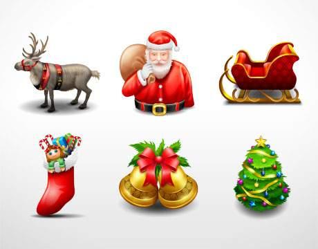 Christmas 2010 Icons