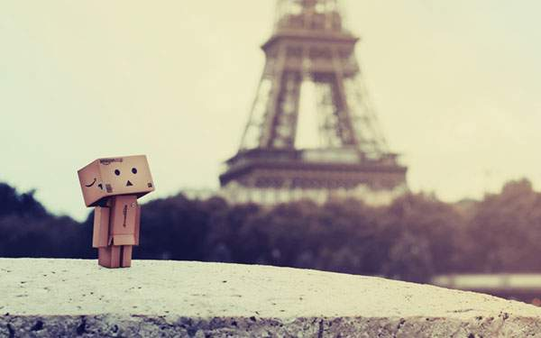 パリのダンボー