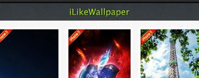 iPhone/iPad用の無料壁紙が見つかる「iLikeWallpaper」