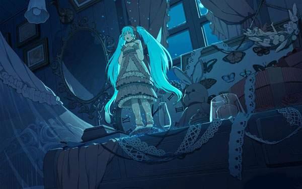 Hatsune Miku Dark Music