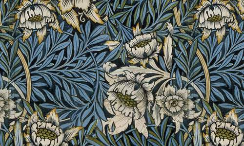 Tulip and Willow Pattern