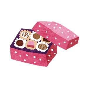 箱入りチョコレートセット