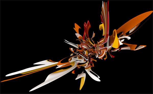3DCGのカッコよすぎるフリー画像集 - 02