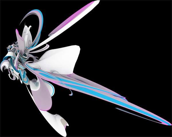3DCGのカッコよすぎるフリー画像集 - 03