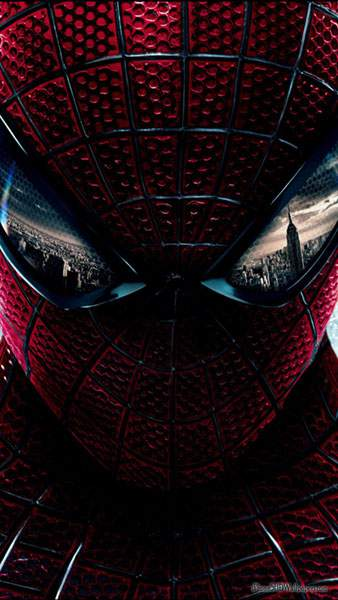 Eyes of Spiderman