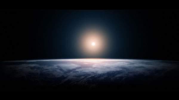 宇宙の夜明け