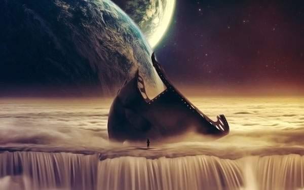 ファンタジーな宇宙
