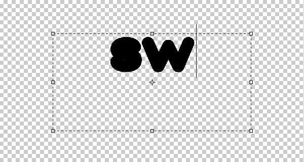 テキストツールで文字を差し替えて保存