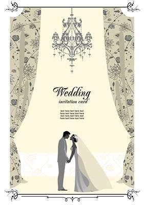 ハイセンスな結婚式の招待状が満載!
