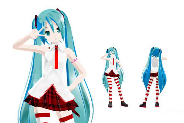 Lat式 Blooming The Idol Miku