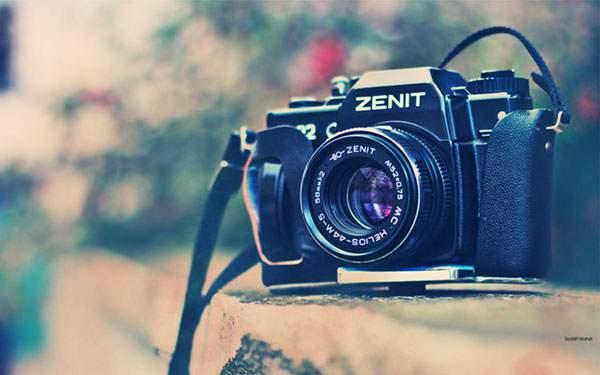 トイカメラ風の色調がかわいい写真