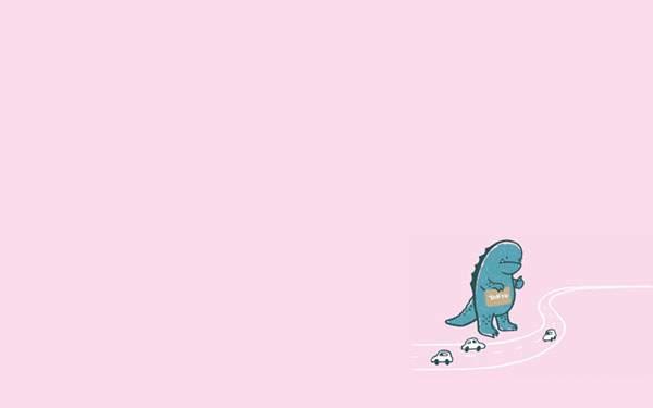 東京までヒッチハイクするゴジラ