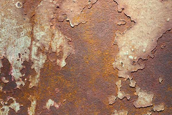 Eight High-res Rust Textures