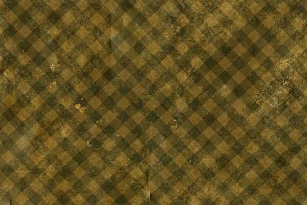 7 Diagonal Checkered Grunge Textures