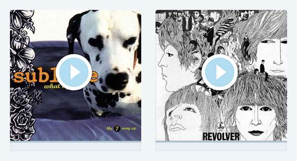 Sublime「What I got」とThe Beatles「Lady Madonna」