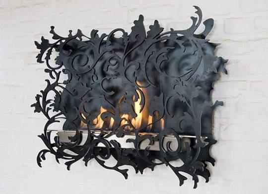 おしゃれなインテリア暖炉の画像まとめ - 01
