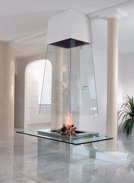 おしゃれなインテリア暖炉の画像まとめ - 06