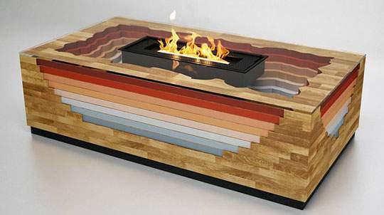 おしゃれなインテリア暖炉の画像まとめ - 07