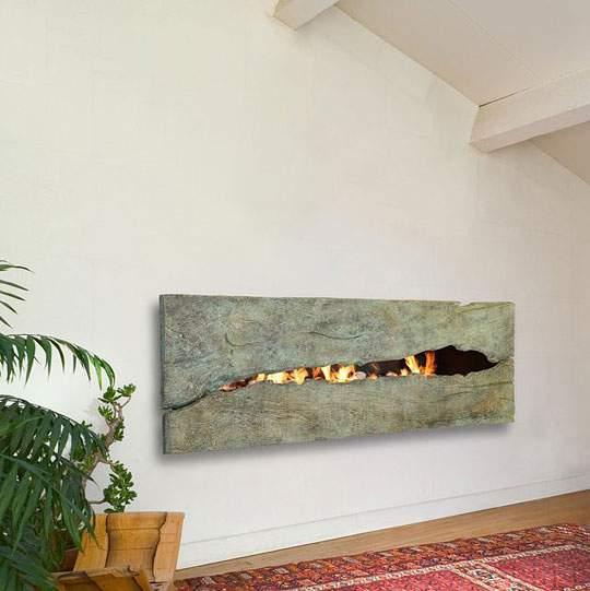 おしゃれなインテリア暖炉の画像まとめ - 11