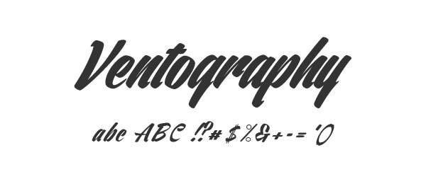 Ventography