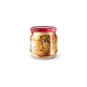 Money Jar Icon