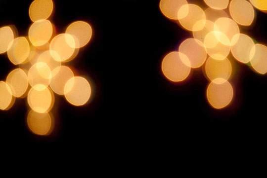 高画質な光のボケテクスチャー - 05