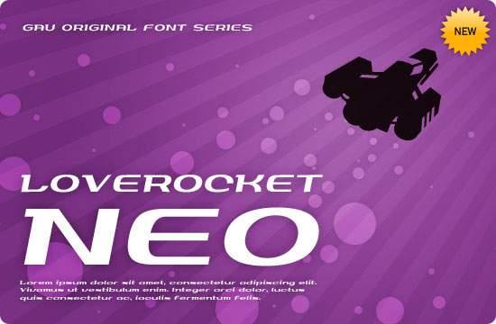 LOVEROCKET NEO