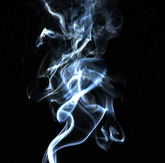 煙を鮮明に撮影したフリーイメージパック - 03