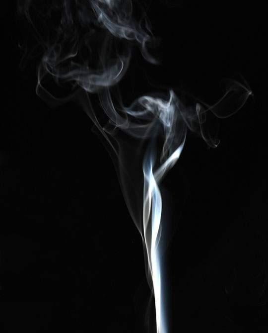 煙を鮮明に撮影したフリーイメージパック - 04