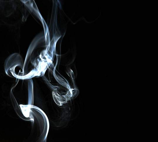 煙を鮮明に撮影したフリーイメージパック - 05