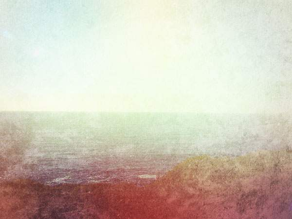 夏の終わりをイメージしたノスタルジックなグランジ系テクスチャー - 03