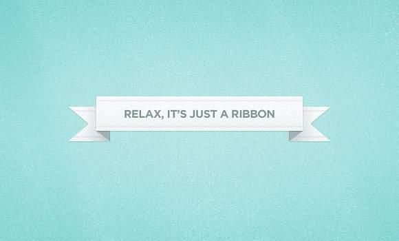 Pretty Little Folded Ribbon (PSD)