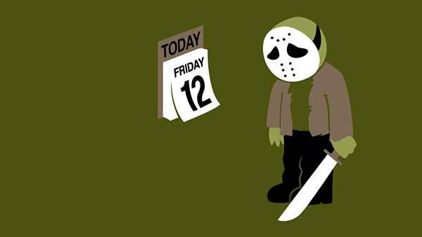 「12日の金曜日」にがっかりなジェイソン
