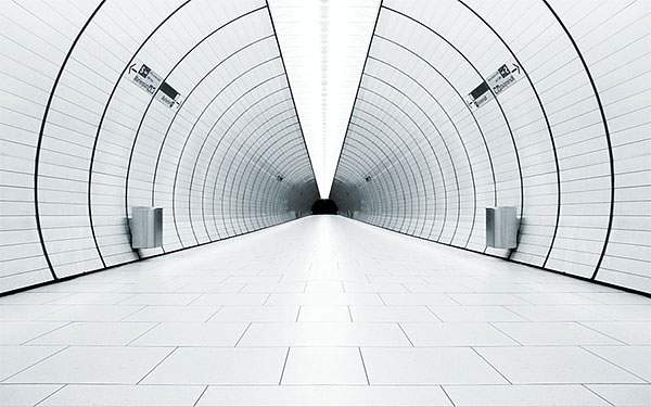 世界の壮大なトンネルの写真いろいろ - 01