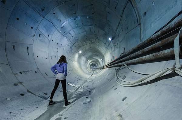 世界の壮大なトンネルの写真いろいろ - 02