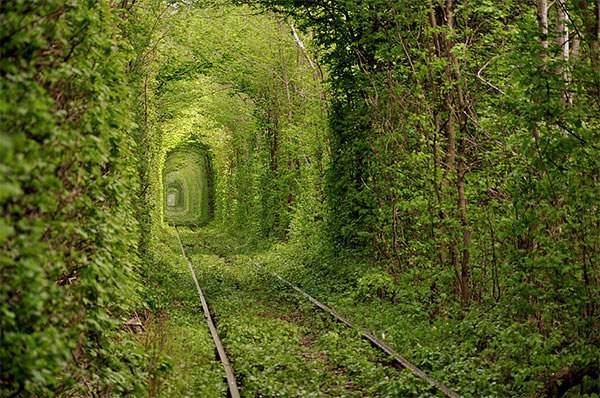 世界の壮大なトンネルの写真いろいろ - 03