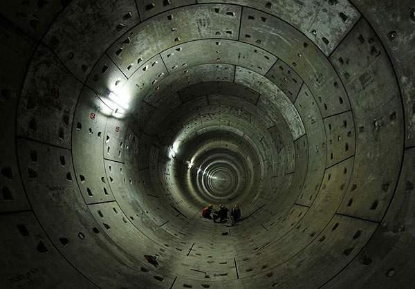 世界の壮大なトンネルの写真いろいろ - 08
