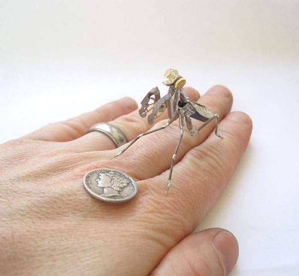 精巧に作られた機械仕掛けの昆虫達 - 06