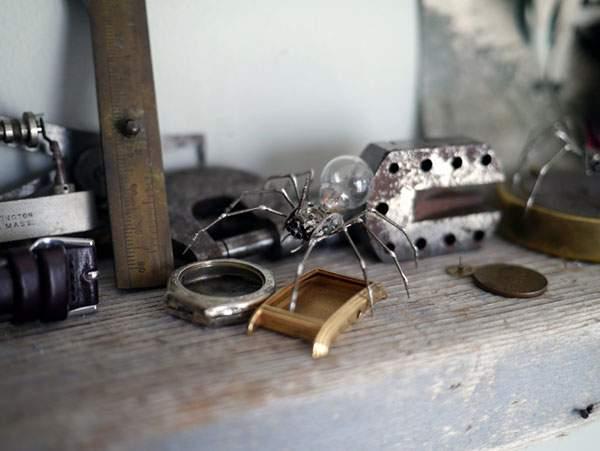 精巧に作られた機械仕掛けの昆虫達 - 10