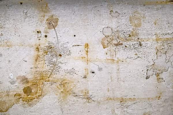錆び付いて剥がれ落ちた金属の表面のテクスチャー画像 - 05