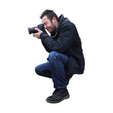 スナップ写真風の無料人物素材サイト「Skalgubbar」 - 02
