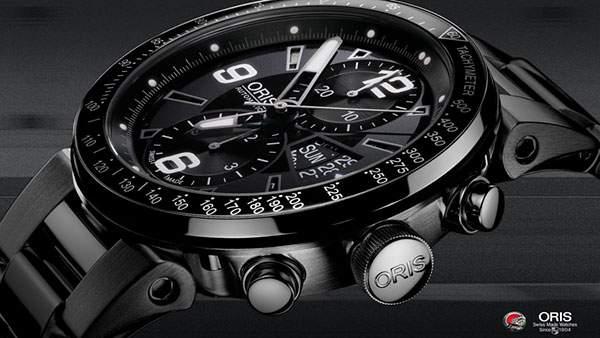 スイスの時計メーカーORISの腕時計
