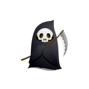 ハロウィン-死神