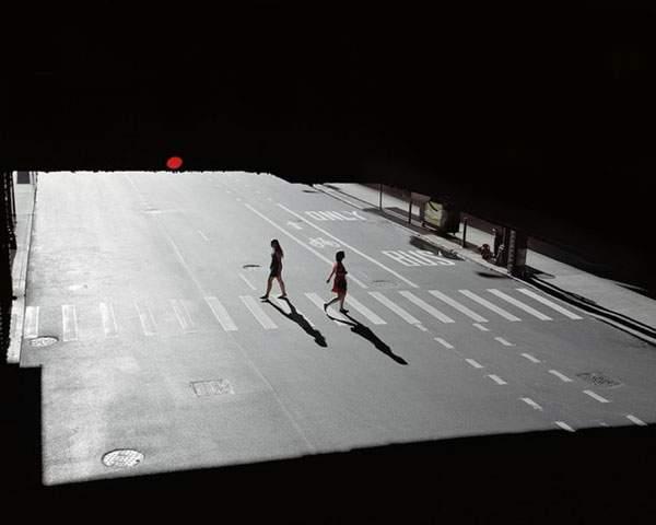 シカゴの都市を撮影した写真作品シリーズ - 01