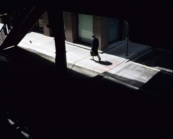 シカゴの都市を撮影した写真作品シリーズ - 02