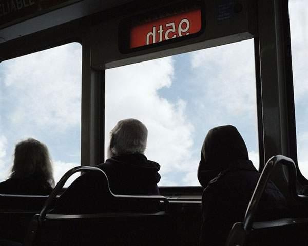 シカゴの都市を撮影した写真作品シリーズ - 07