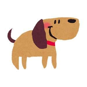 犬のイラスト・戌年