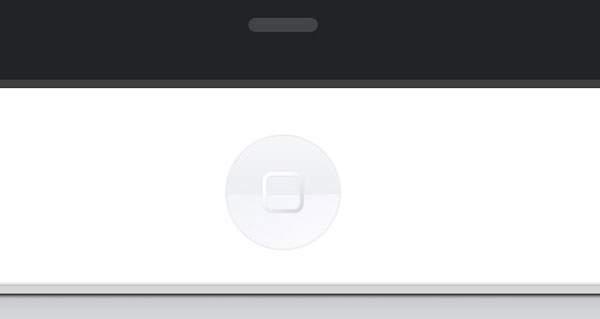 iPad Air のモックアップテンプレートPSD - 05