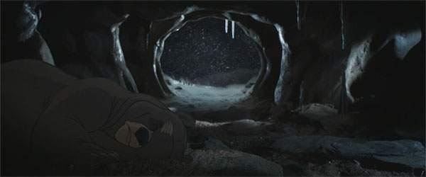 そうです。クマは冬になると冬眠しなければいけないのです。
